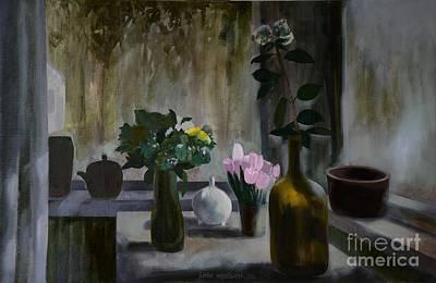 Flowers Poster by Jukka Nopsanen