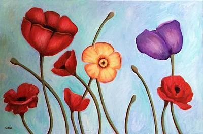 Flowers  Poster by Venus