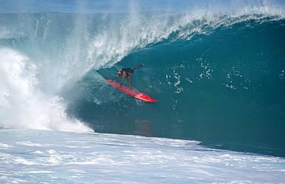 Flyin Hawaiian Poster by Kevin Smith