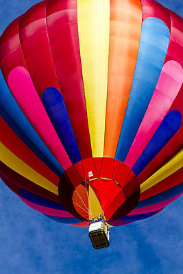 Flying High Colors Poster by Teri Virbickis