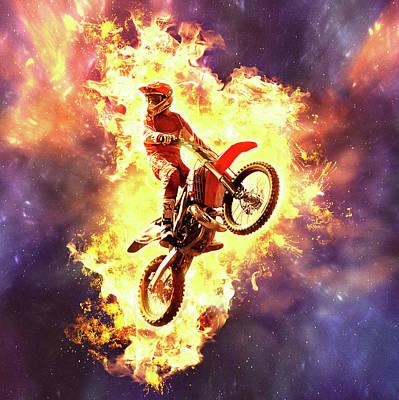 Fmx Galaxy Poster