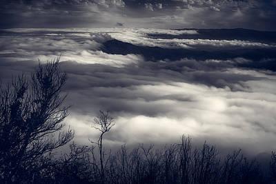 Fog Wave Poster