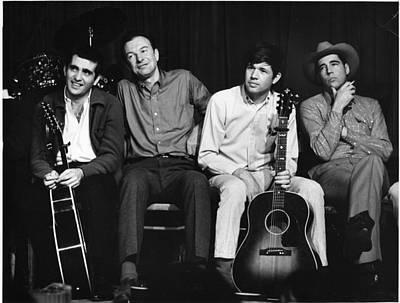 Folk Singers 1964 Poster