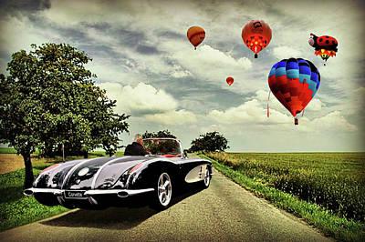 Follow That Dream Poster by Steven Agius