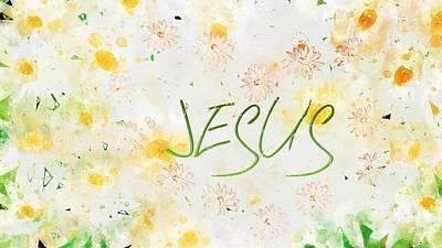 Follower Of Jesus Poster
