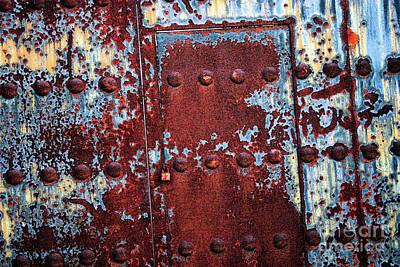 Forbidden Door  Poster by Carol Groenen