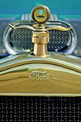 Ford Boyce Motometer 2 Poster by Jill Reger