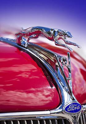 1936 Ford V8 Poster