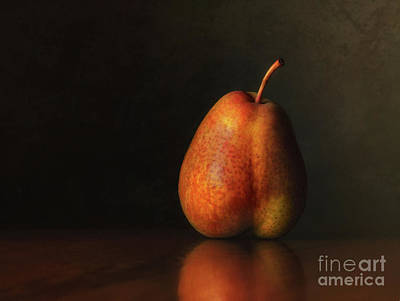 Forelle Pear Poster