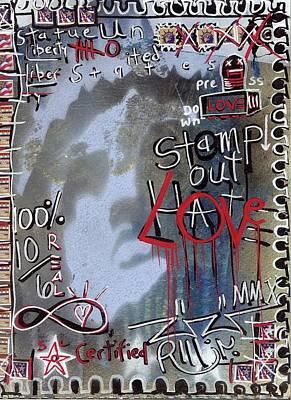 Forever Stamp Poster