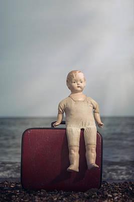 Forgotten Childhood Poster by Joana Kruse