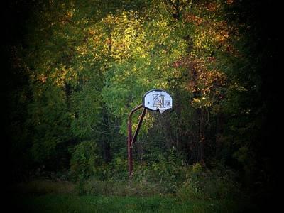 Forgotten Hoop Poster