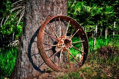 Forgotten Wheel Poster