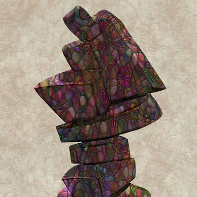 Form Sculpture Poster by Jack Zulli