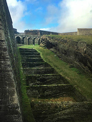 Fort Of Monte Brasil Poster