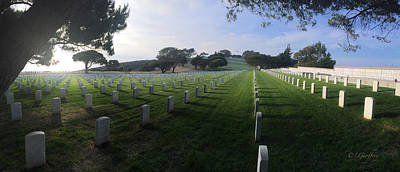 Fort Rosecrans National Cemetery Poster