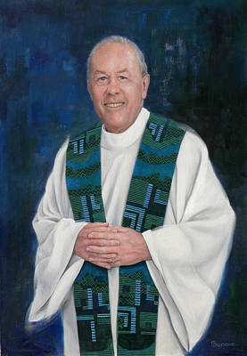 Fr. Larry Olszewski Poster