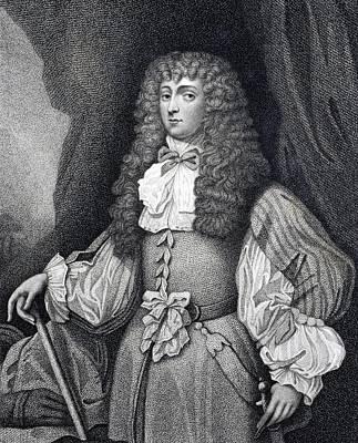 Frances Teresa Stewart, Duchess Of Poster