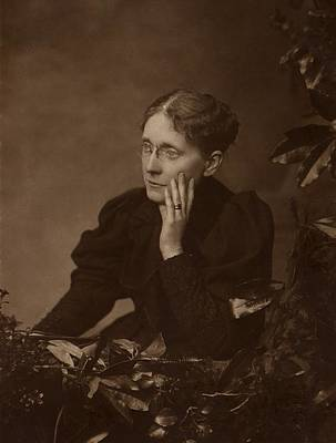 Frances Willard 1839-1898, American Poster by Everett