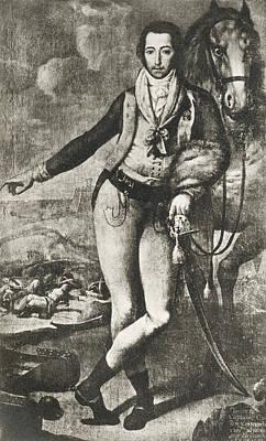 Francisco Solano Y Ortiz De Rozas Poster