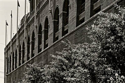 Franklin Field Poster by Tom Gari Gallery-Three-Photography