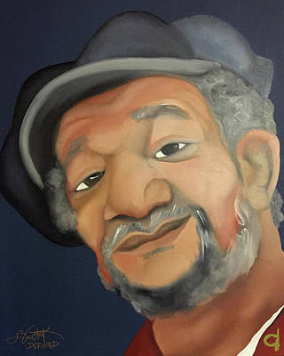 Fred Sanford Poster by Chelsea VanHook
