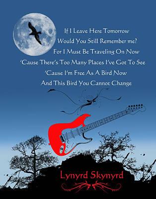 Free Bird Poster