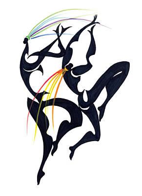 Free Dancers3 Poster