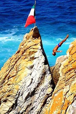 Free Falling Poster