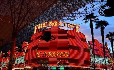 Fremont Casino Poster