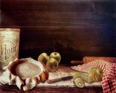 Fresh Apple Pie Poster
