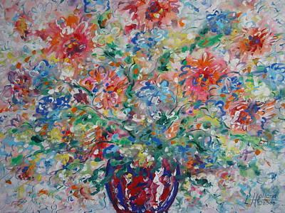 Fresh Bouquet Poster