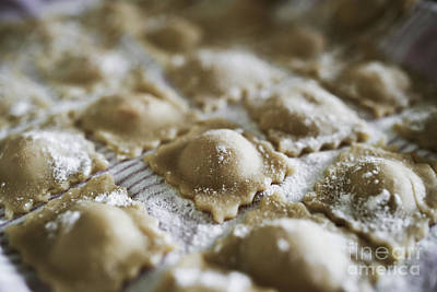 Fresh Homemade Italian Pasta  Poster