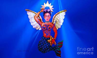 Fridas Tragedy Poster