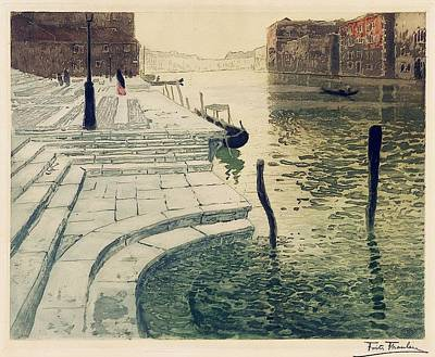 Frits Thaulow Poster