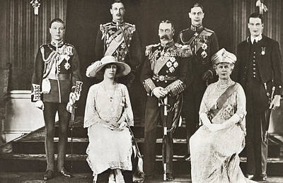 From Left To Right, The Prince Of Wales Poster