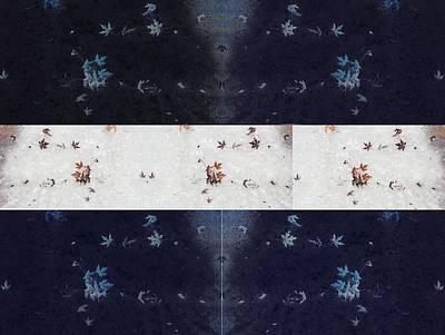 Frozen In Time Poster by Elizabeth Celio