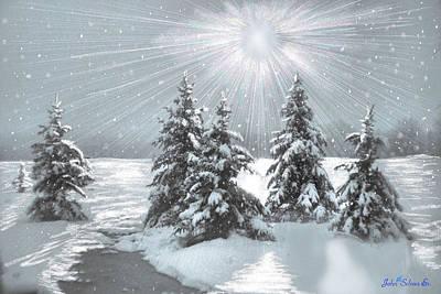 Frozen Sunshine Poster by John Selmer Sr