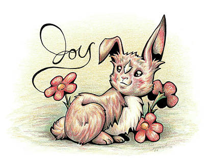 Fruit Of The Spirit Joy Poster