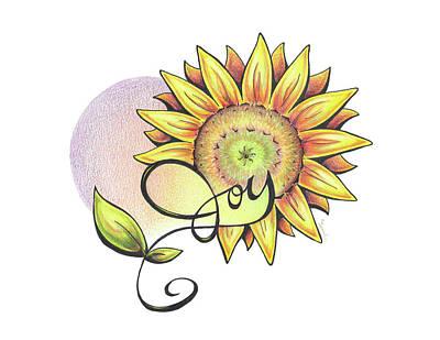 Fruit Of The Spirit Series 2 Joy Poster