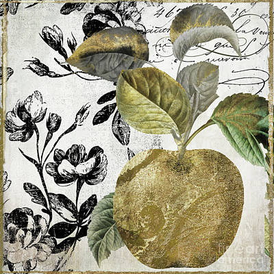 Fruit Shimmer Iv Poster