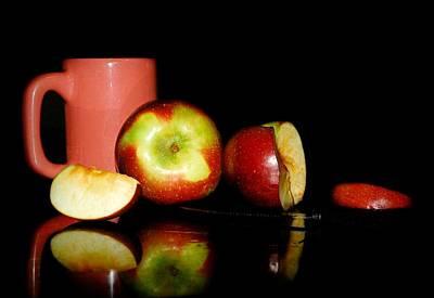Fruit Tea Poster