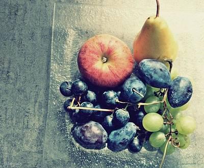 Fruitful Autumn Poster