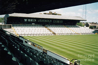 Fulham - Craven Cottage - North Stand Hammersmith End 2 - August 1998 Poster