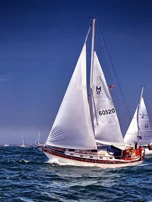 Full Sail Ahead Poster