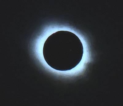 Full Solar Eclipse Poster