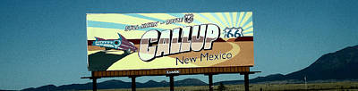 Gallup New Mexico Poster