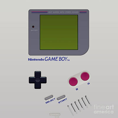 Gameboy Poster