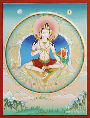 Garab Dorje Poster