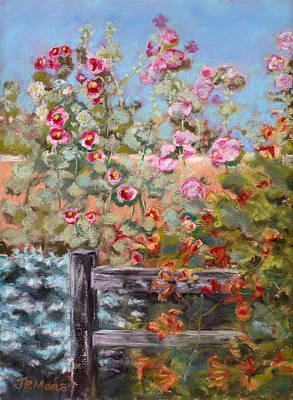 Garden Companion Poster by Julie Maas